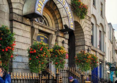 """Immeuble ancien """"Merchants Arch"""""""