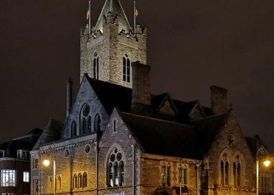 Dublinia la nuit
