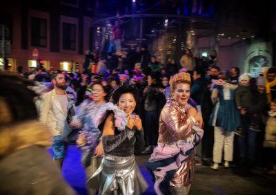 les danseuses - Festival bram stoker