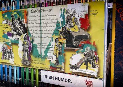 Humour Irlandais