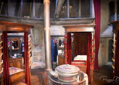 Chambre d'harry potter