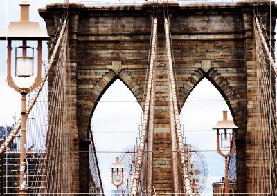 Brooklyn Bridge graphique