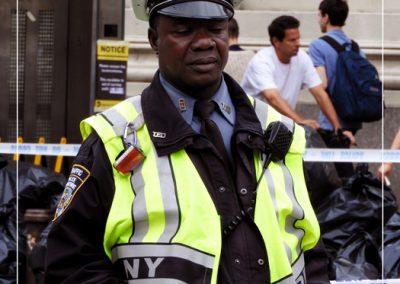 L'homme Policier
