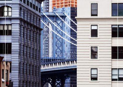 Entre les immeubles