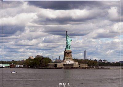 Ile de la statue de la liberté
