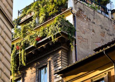 Balcon de verdure