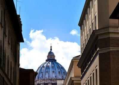 Un bout du Vatican